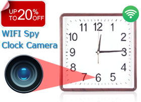 Wiseupshop.com - Specializes in spy cameras, home security camera