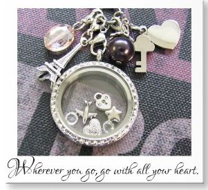 Close to your heart locket