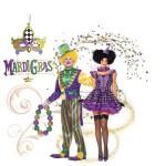 Mardi Gras masks- A tradition