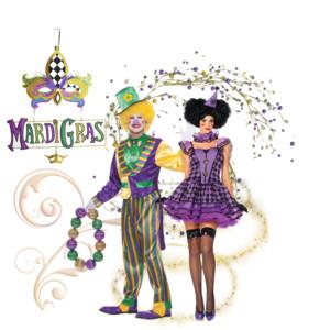 What to Wear Mardi Gras