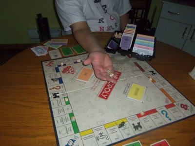 80th Anniversary Monopoly Edition