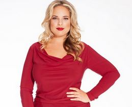 IGIGI Women's Plus Size Leyla Top