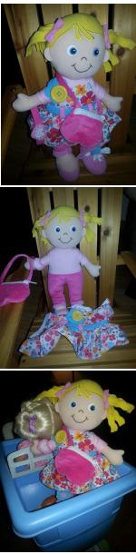Kidoozie Dress Me Emily