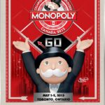 Monopoly 80th Anniversary Edition Board Game