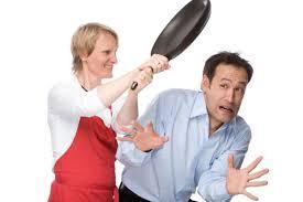Frying pan funny