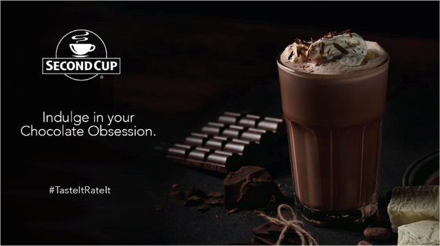 win 1 of 5 $250 Second Cup gift cards