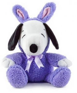Peanuts® Easter Beagle Snoopy Stuffed Animal