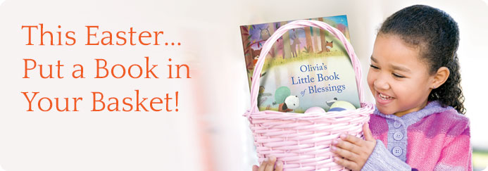 Easter Basket Book Ideas