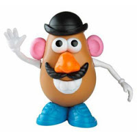 Every Day Language Learning: My Love Affair With Mr. Potato Head