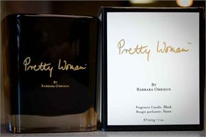 Pretty Woman Perfume Candles