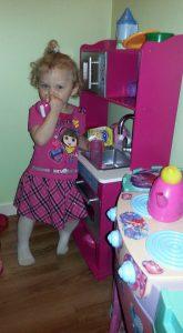 Gracie Play Kitchen