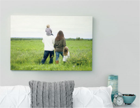 Canvas Art for Mother's Day