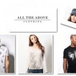 Inspirational clothing line