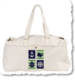 customized duffel bag