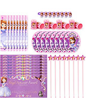 Sofia The First Party Favor Pack (48 Piece)