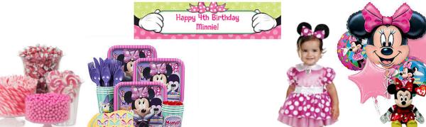 Happy Birthday Minnie