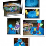 Kidoozie Pirate Ship Sand & Water Table