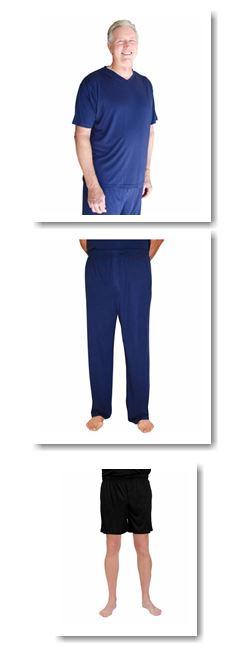 Wicking Pajamas for Men