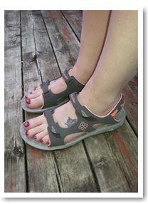 "Women's Sunbreezeâ""¢ Vent Sandal"