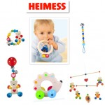 Wooden Toys by Heimess