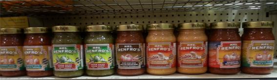 Mrs. Renfro's Salsa