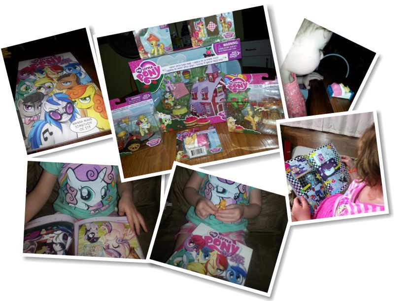 My Little Pony (Friendship is Magic) merchandise!