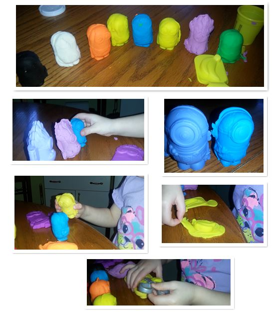 Play-Doh Makin' Mayhem Set