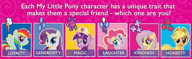 My Little Pony Celebrates Friendship Day