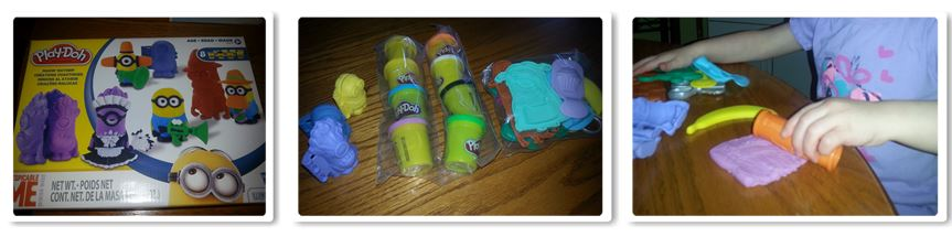 Play-Doh Despicable Me Minion Made Making Mayhem