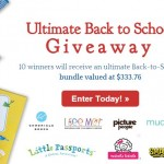 Ultimate Back-to-School Giveaway!