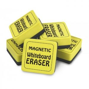 Classics Magnetic Whiteboard Dry Erasers