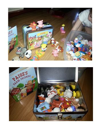 "Farm toys for pretend play"" width="