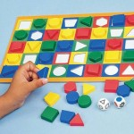 Preschool Learning Shapes & Colors Game