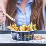 NYF gives away 24k Gold Poutine Forks