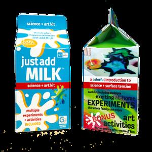 Just Add Milk