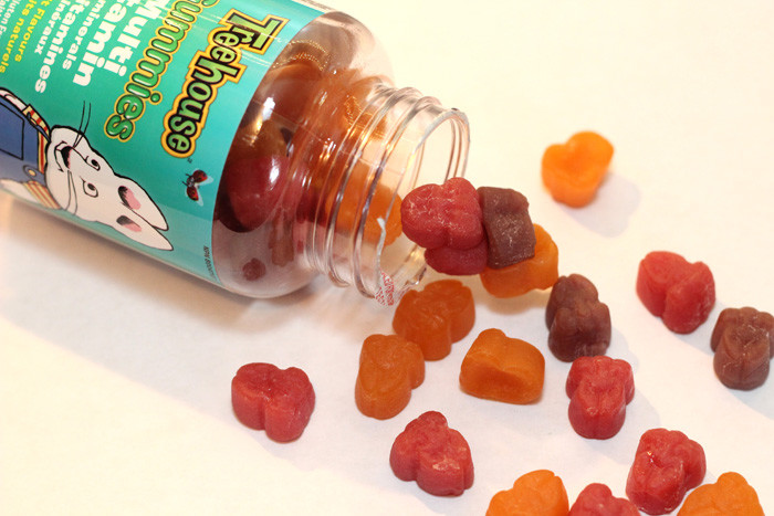 Treehouse gummy vitamins for kids
