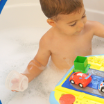The Tubby Table- Sensory bath-time fun