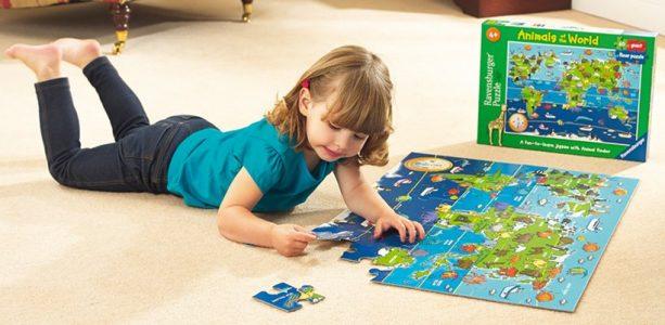 Ravensburger kids puzzles