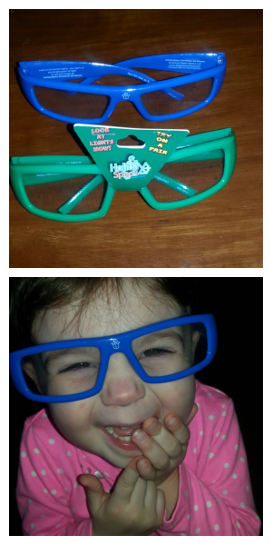 if you prefer longer lasting glasses then why not try holiday specs 3d glasses which are made out of durable plastic