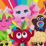 Whiffer Sniffers Scent-sational plush characters
