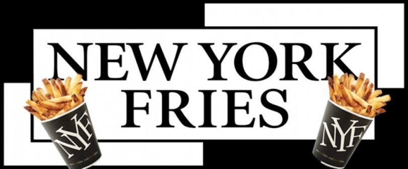 Newyork fries giveaway
