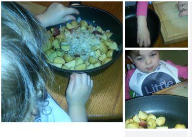 Little Potatoes