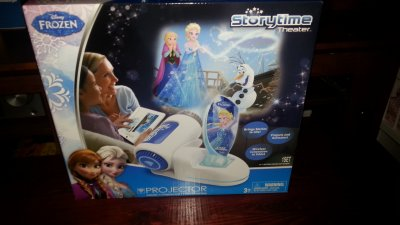 Disney Frozen Storytime Theater Projector