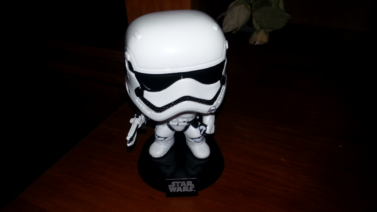 Funko Pop Star Wars Vinyl Figures