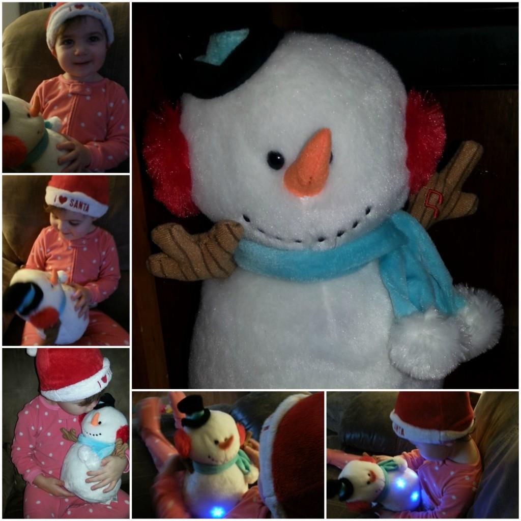 Snowball the Snowman