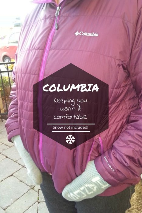 Columbia sportswear outerwear