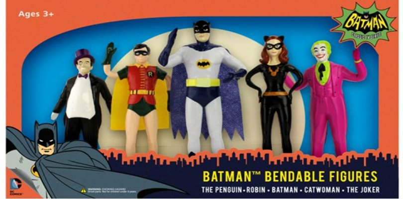 Hot Toys- BATMAN Collectibles