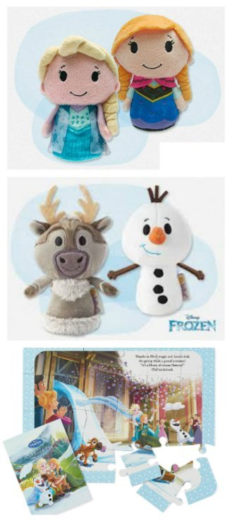 Frozen themed gifts