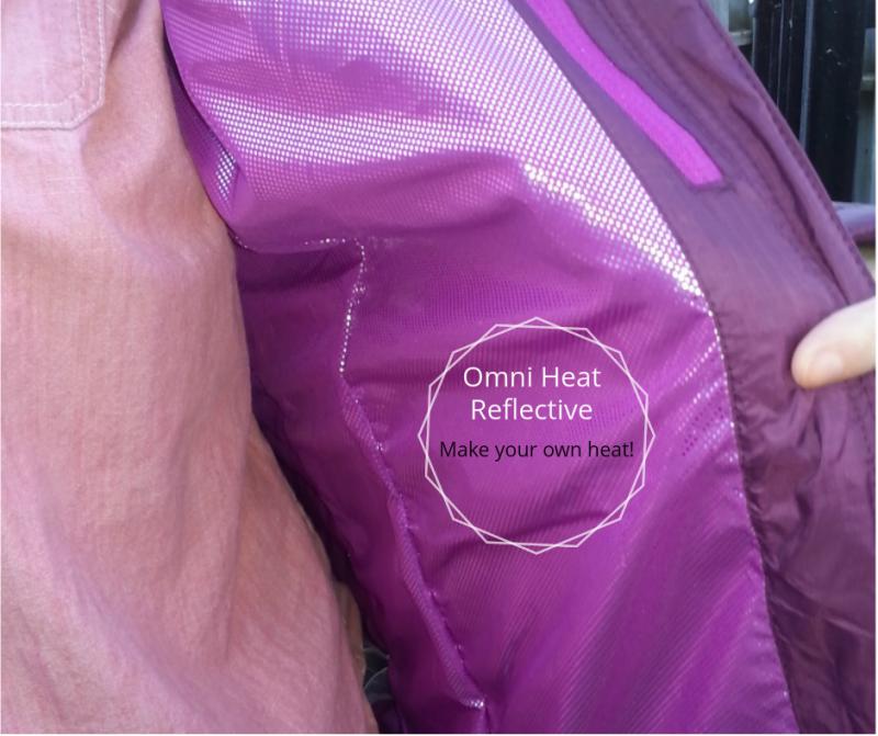 Omni Heat reflective lining