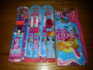 My little pony toothbrush